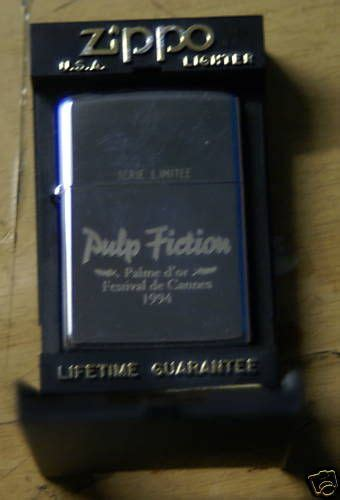 Alat Sulap Cold Gimmick Dvd By Greg Wilson pulp fiction cannes zippo zippo other lighters