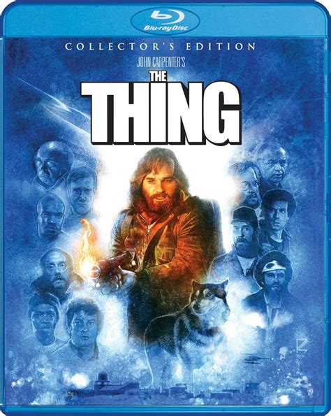 Teh Tinqu carpenter s the thing collector s edition