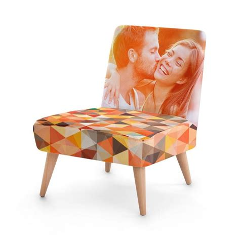 custom upholstered chairs printed chairs designed by you