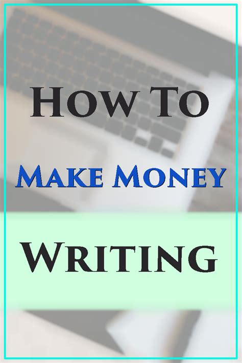 How To Make Money Writing Online - how to make money writing kamil migas business blog