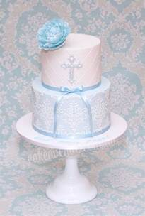 how to decorate a christening cake for boy 1000 ideas about confirmation cakes on