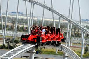 formula rossa series scariest rollercoasters