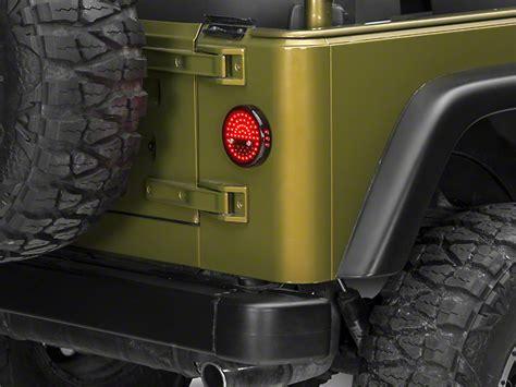 jeep yj lights jeep wrangler litedots led lights 87 06 jeep