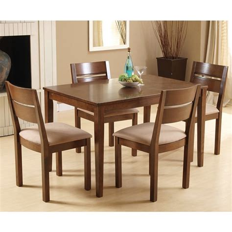 arena envy dining table with 4 chairs