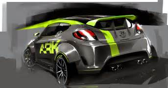 Ark Performance Hyundai Veloster Photo Gallery Autoblog