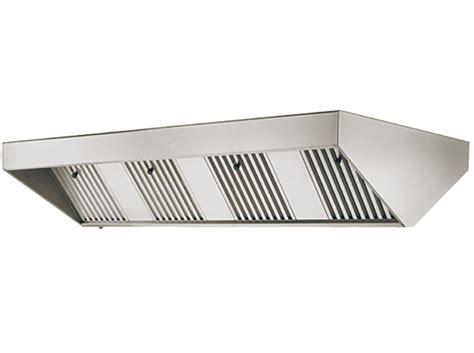 cappe di aspirazione per cucine cappe aspiranti in acciaio inox per cucine professionali