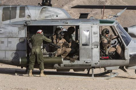 uh 1 rocket pod marines mil photos