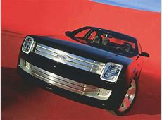 2003 Ford 427 Concept | Ford | SuperCars.net Mustang Head Logo