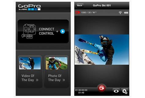gopro app for android gopro lets all hero3 owners in on ios android with updated app firmware
