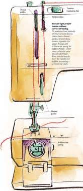 how to fix tension on sewing machine oh you crafty gal sewing lesson 10 how to fix tension on