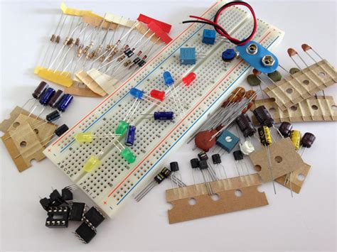 circuit breadboard kit circuit breadboard kit 28 images products machine science breadboard assistant kit ef07068