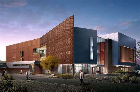 Design Health Center | pima county behavioral health pavilion and crisis response