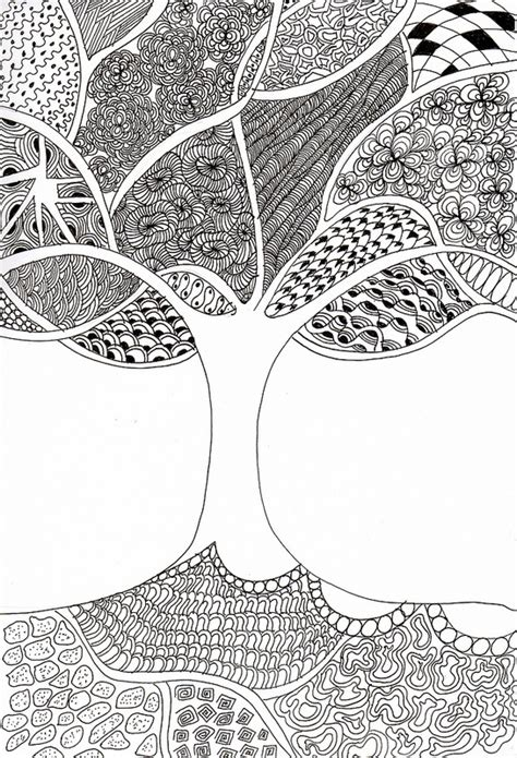 pattern drawing for beginners zentangles patterns