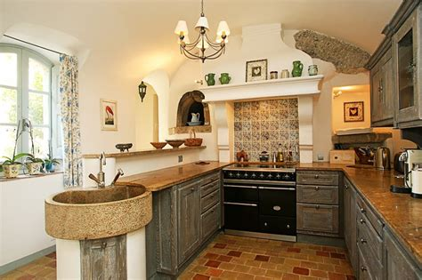 Kitchen Provance by 25 Best Provence Kitchen Ideas On Provence Interior Open Shelving And Open Shelf