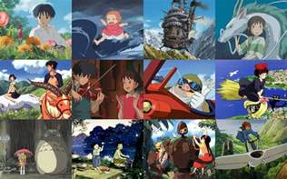 Studio Ghibli Movies by In The Frame Film Reviews Studio Ghibli Desktop Wallpaper