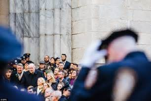 mcdonald new funeral home nypd officers attend funeral for detective steven mcdonald