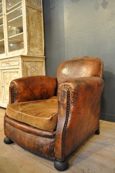 home compre decor 7 design 1930 vintage leather club chair perfectly imperfects 1