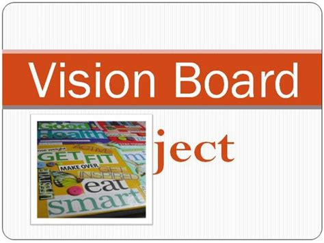 Powerpoint Vision Board Template Funkyme Info Vision Board Powerpoint Template