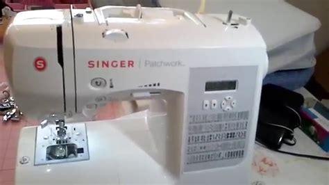 Singer Patchwork - singer patchwork 7285