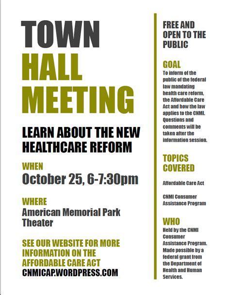 Town Hall Invite Template Chamunesco Com Town Invite Template