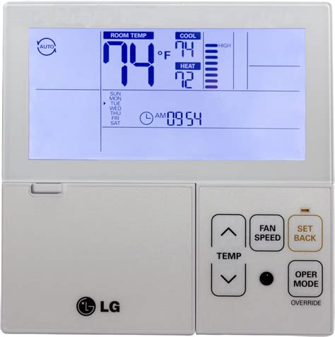 Remot Ac Split Lg lg lmdn126hv 12 000 class btu concealed duct mini split indoor air conditioner with 13 800 btu