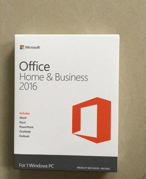 Microsoft Office Home And Student 2016 License Card 1 User Pc buy genuine microsoft office 2016 home and business 2013