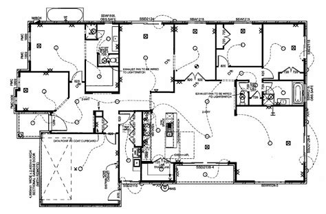 awesome electrical plans for a house 20 pictures house