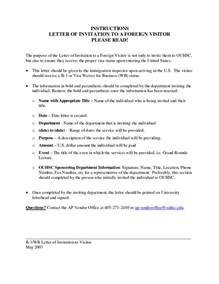 invitation letter for visitor visa friend invitation letter for visitor visa friend invitation