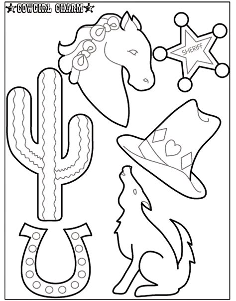 cowboy coloring pages free and printable western themed coloring pages az coloring pages