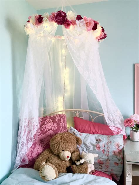 girls bed drapes full size bed tents for girls