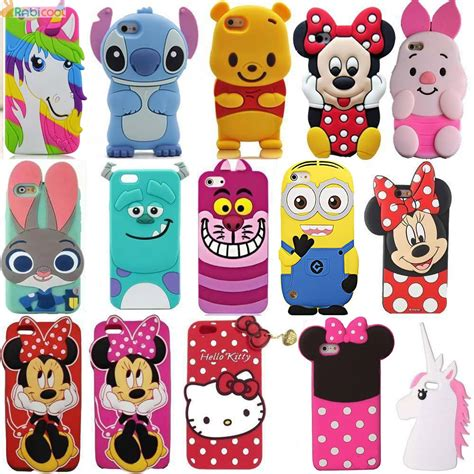 Iphone Character popular rubber character iphone cases buy cheap rubber