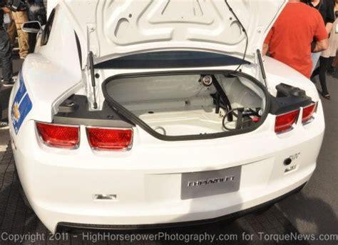 trunk   chevrolet camaro copo concept torque news
