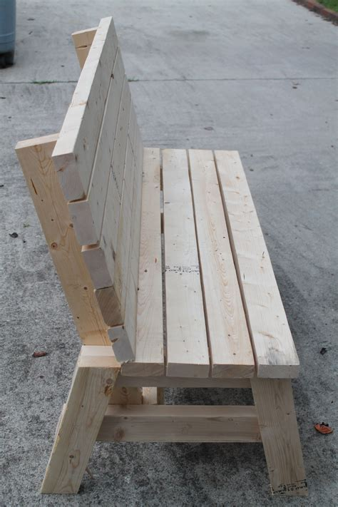 2x4 diy projects white simple 2x4 bench diy projects