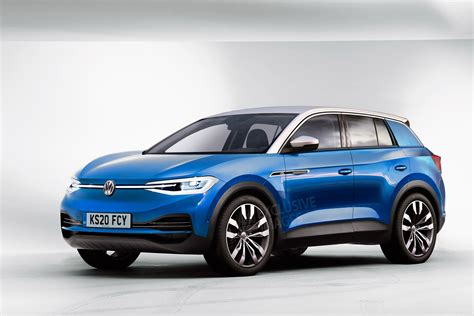 Volkswagen New Suv 2020 by Volkswagen To Launch Two Electric Suvs By 2020 Auto Express