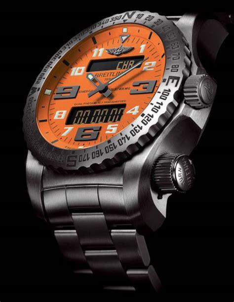 Www Lu Emergency nouvelle breitling emergency 2 une montre balise de d 233 tresse