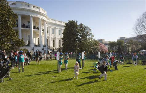 white house easter egg roll white house gets active for its annual easter egg roll huffpost