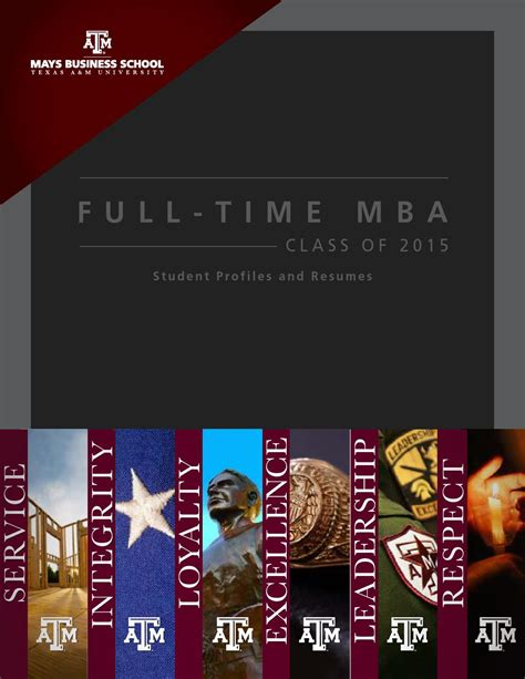 Mays Mba Class Profile by Time Mba Class Of 2015 By Mays Business School Issuu