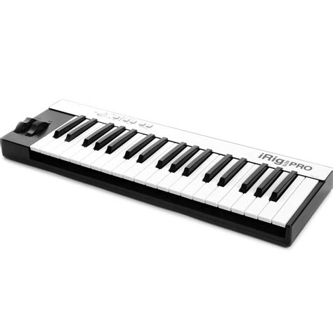 Keyboard Irig ik multimedia irig pro midi keyboard for ipod