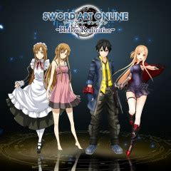 sword art online: hollow realization special costume pack