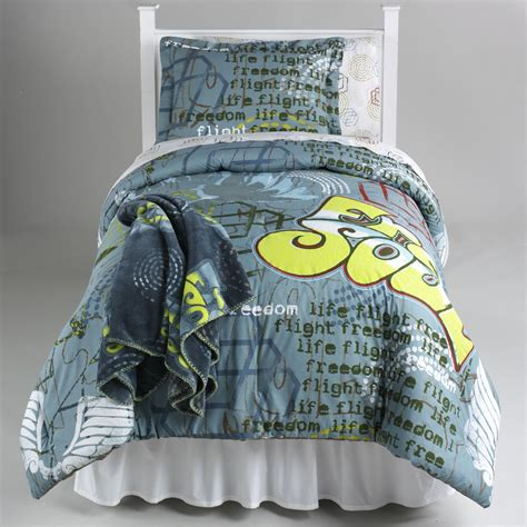 cannon graffiti comforter set home bed bath