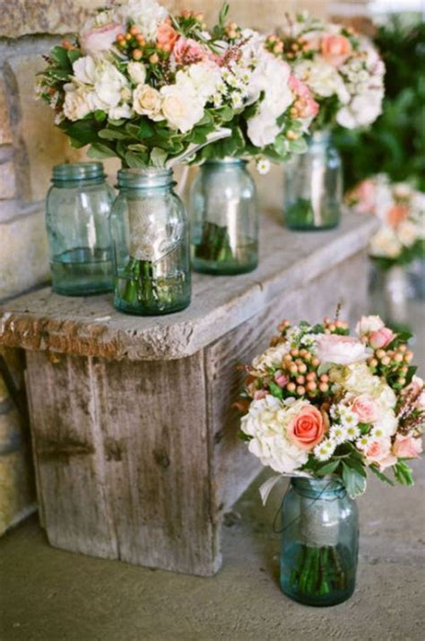 wedding centerpieces ideas not using flowers 10 rustic wedding details we