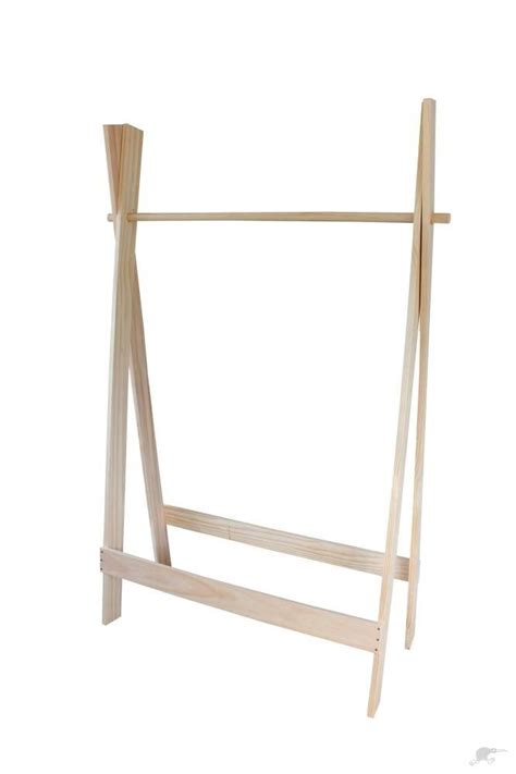 25 best ideas about wooden clothes rack on pinterest clothes racks boutique displays and