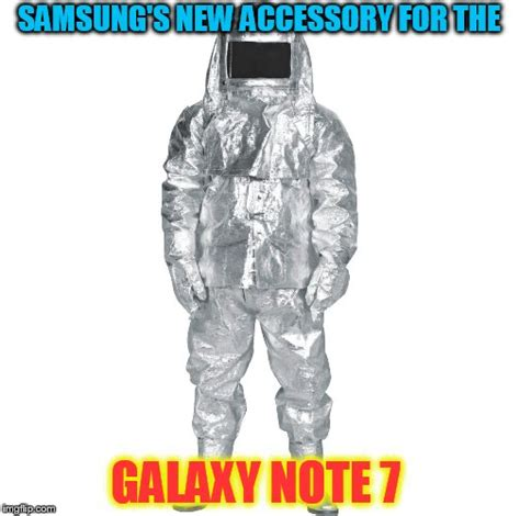 Galaxy Note Meme - samsung s galaxy note 7 fiasco is causing the internet to