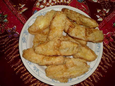 pisang goreng wikipedia bahasa indonesia ensiklopedia bebas