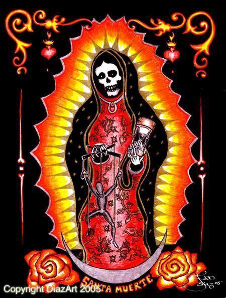 la muerte viene de imagenes de la muerte santa 2 im 225 genes de la santa muerte