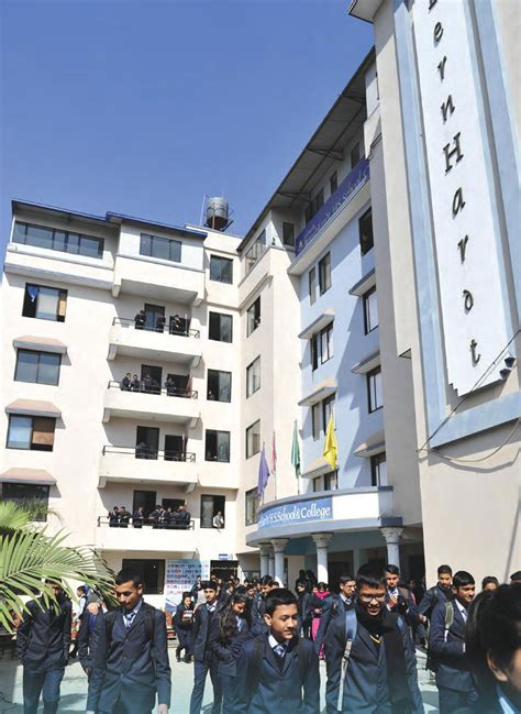 Mba Colleges In Kathmandu by Kathmandu Bernhardt College It Colleges In Nepal