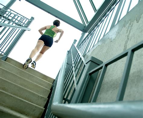 indoor stair workout popsugar fitness