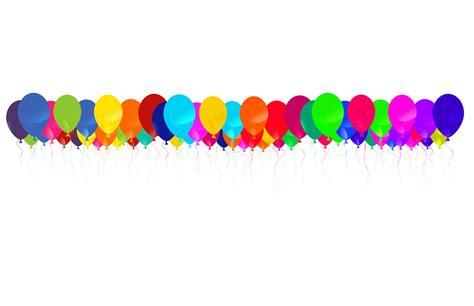 balloon borders cliparts co