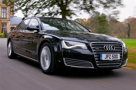 Audi W8 W12 by Audi A8 L W12 Review Autocar