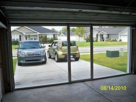 Overhead Garage Door Screens Keep Your Home Cooler And Bug Resistant With Screen Doors Overhead Door Company Of Charleston